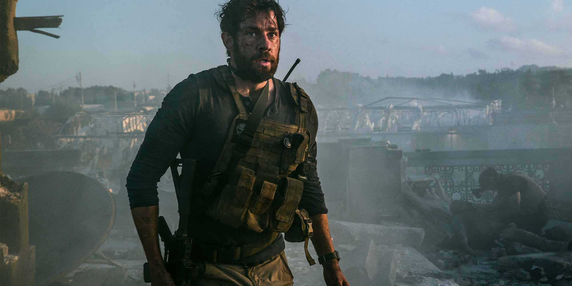 13 Hours: The Secret Soldiers of Benghazi - Header Image