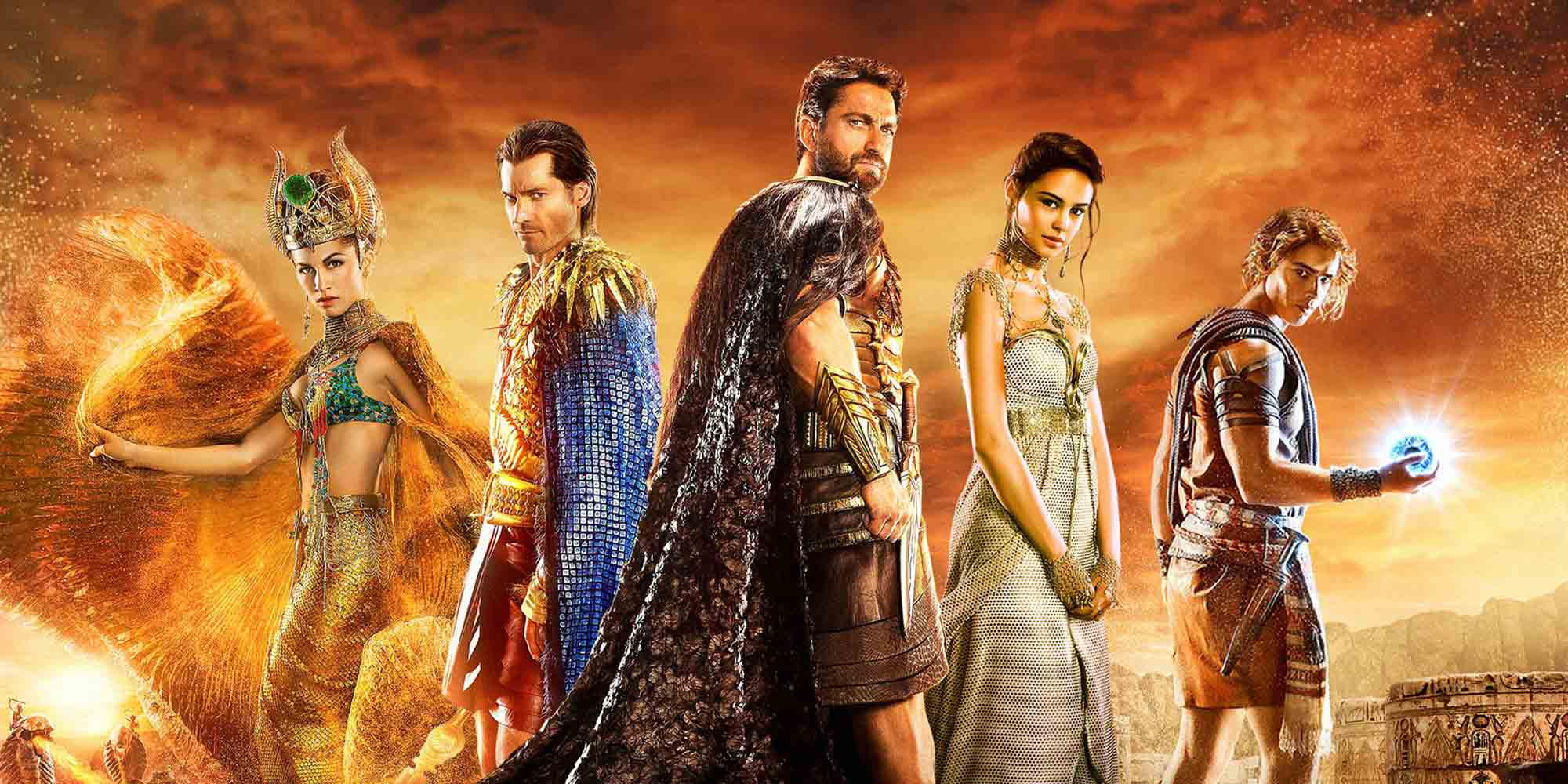 Gods of Egypt - Header Image