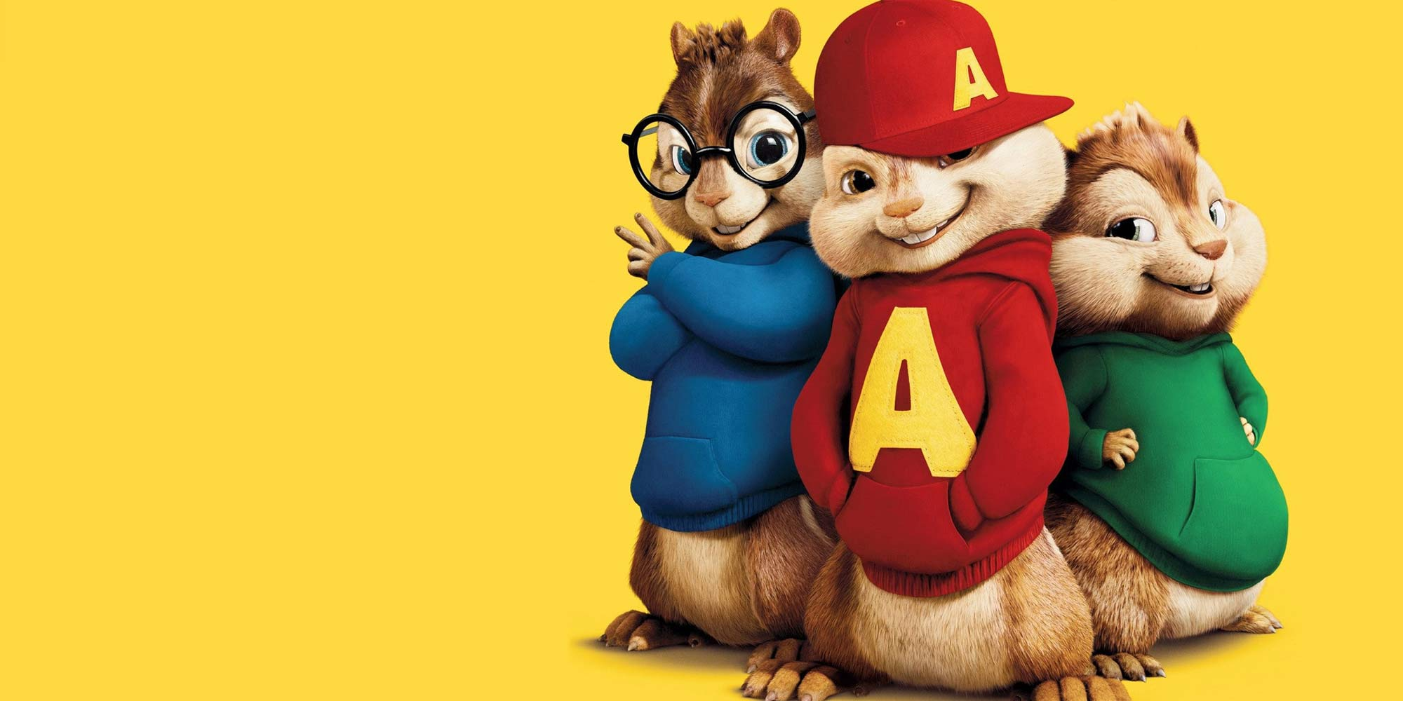 Alvin and the Chipmunks: The Road Chip - Header Image