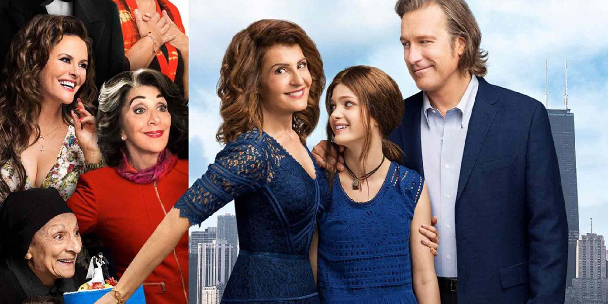 My Big Fat Greek Wedding 2 - Header Image
