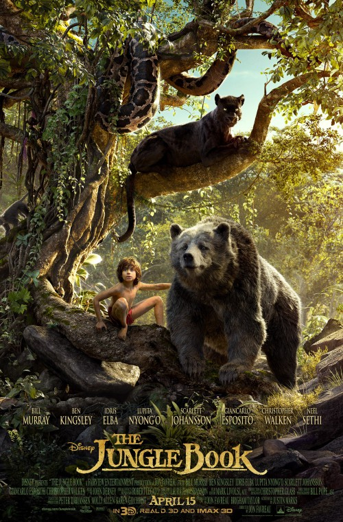 The Jungle Book - Poster