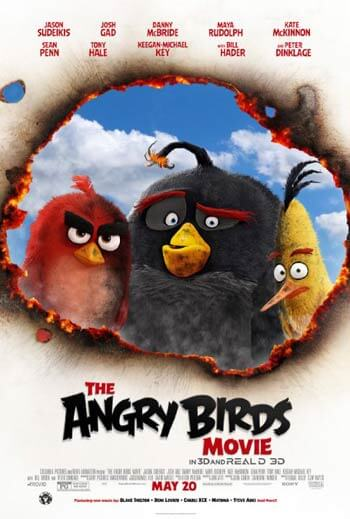 The Angry Birds Movie - Poster