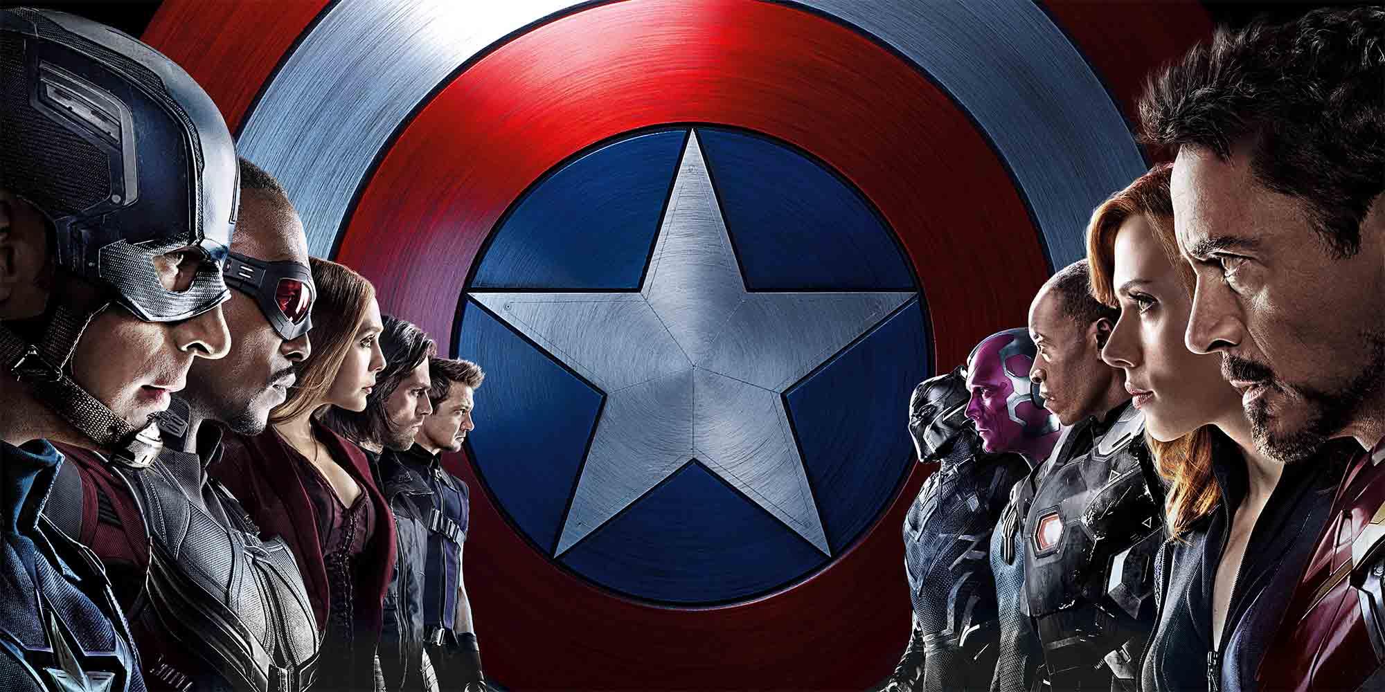 Captain America: Civil War - Header Image