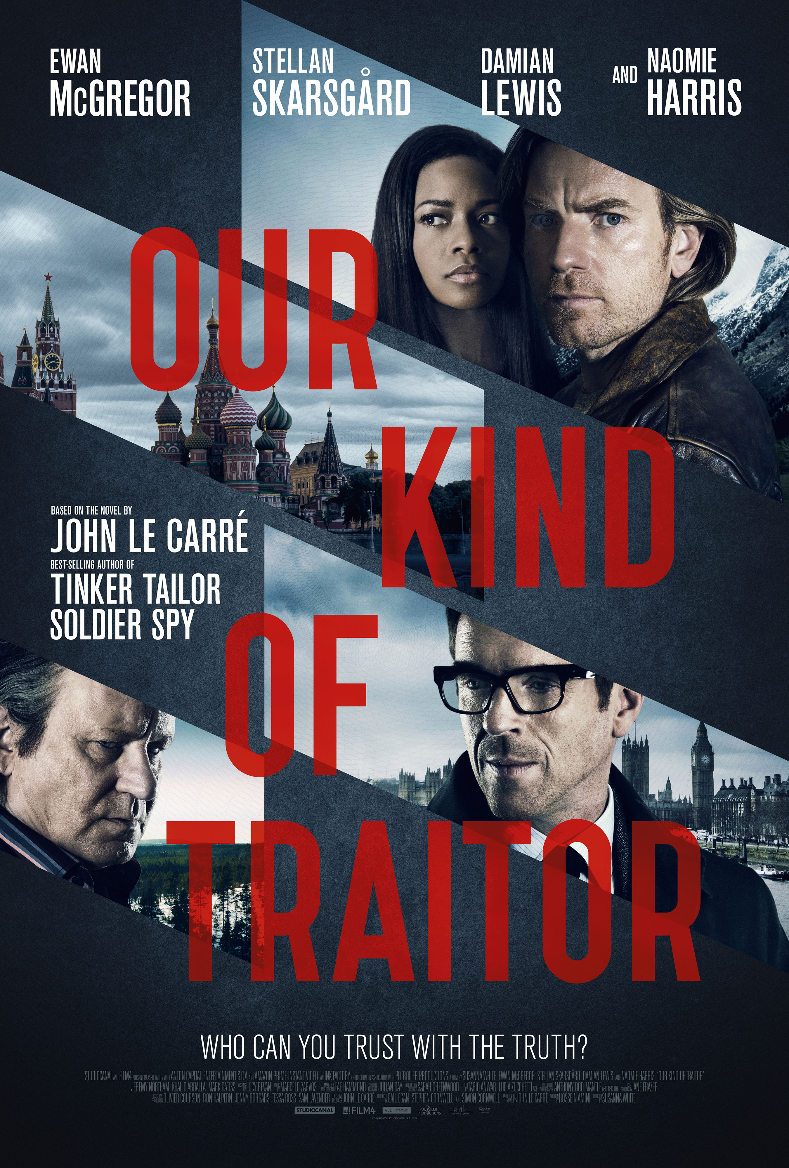 Our Kind of Traitor - Poster