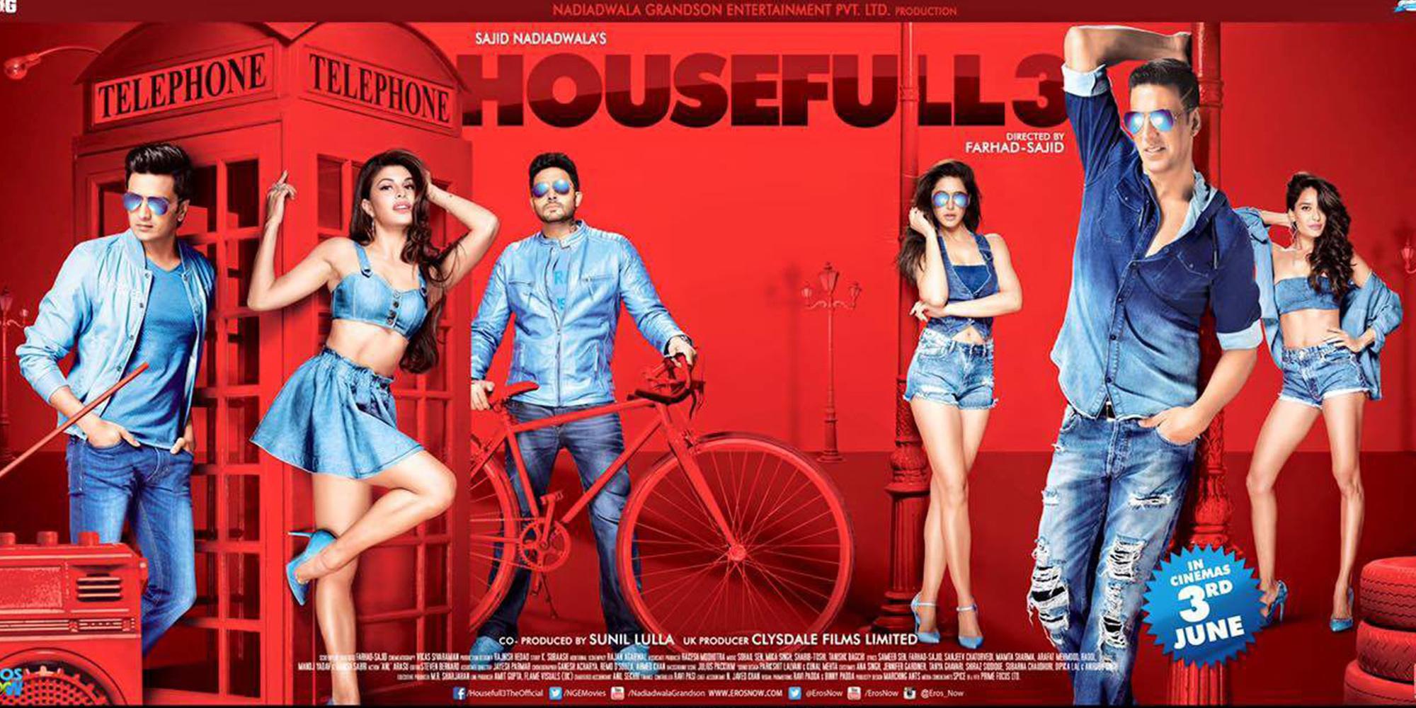 Housefull 3 - Header Image