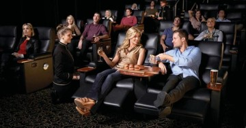 Private Romantic Screening for Couples at Caudan Premium Theatre