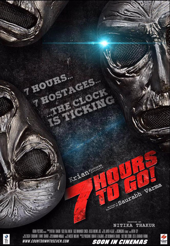 7 Hours to Go - Poster