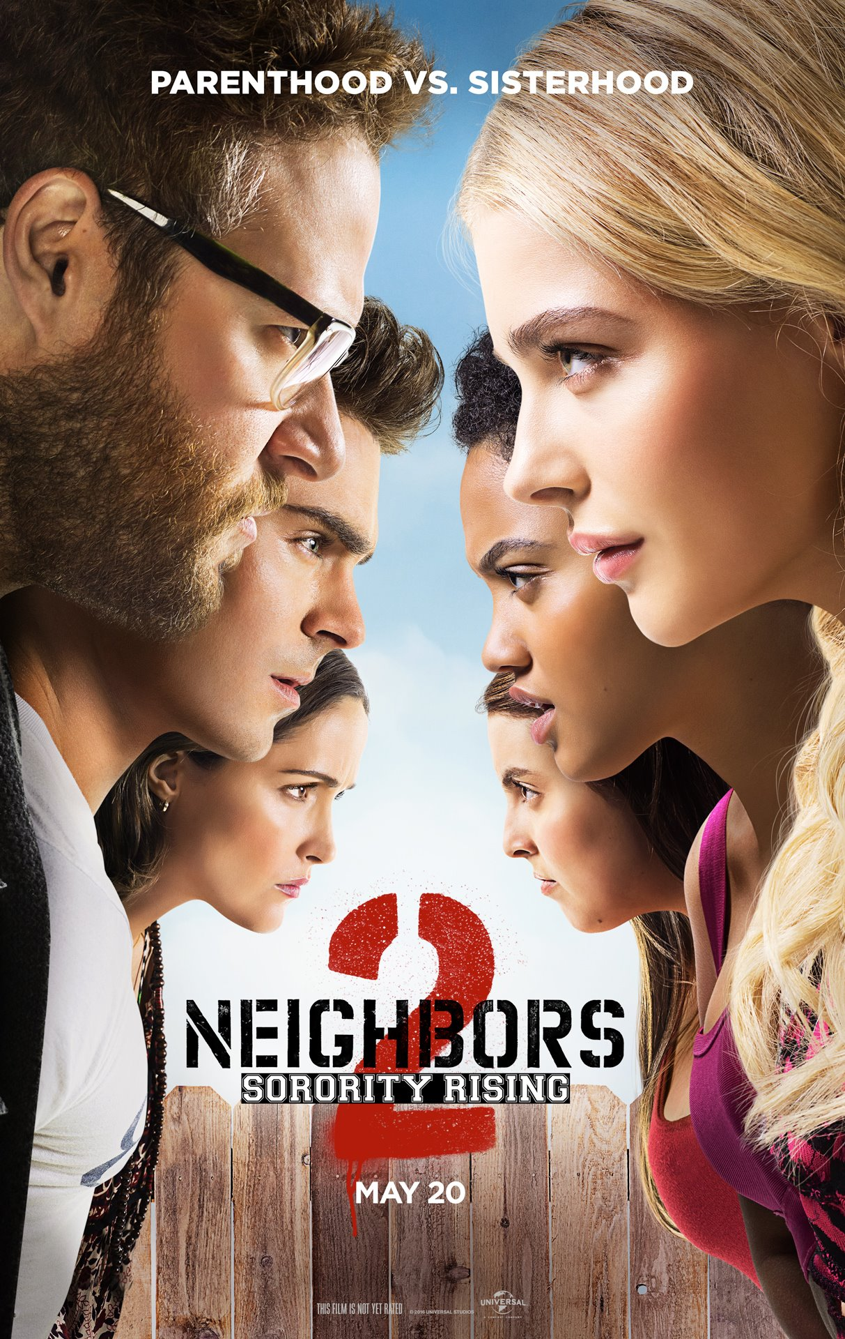 Neighbors 2: Sorority Rising - Poster