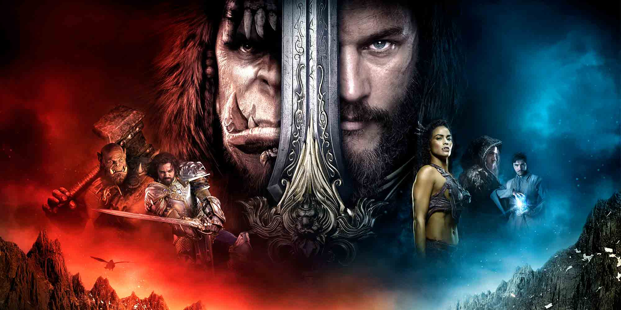 Warcraft: The Beginning - Header Image