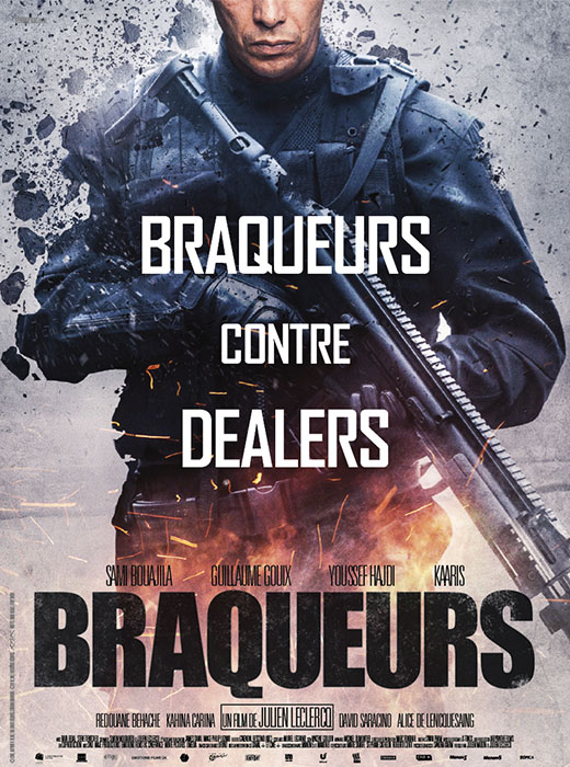 Braqueurs - Poster