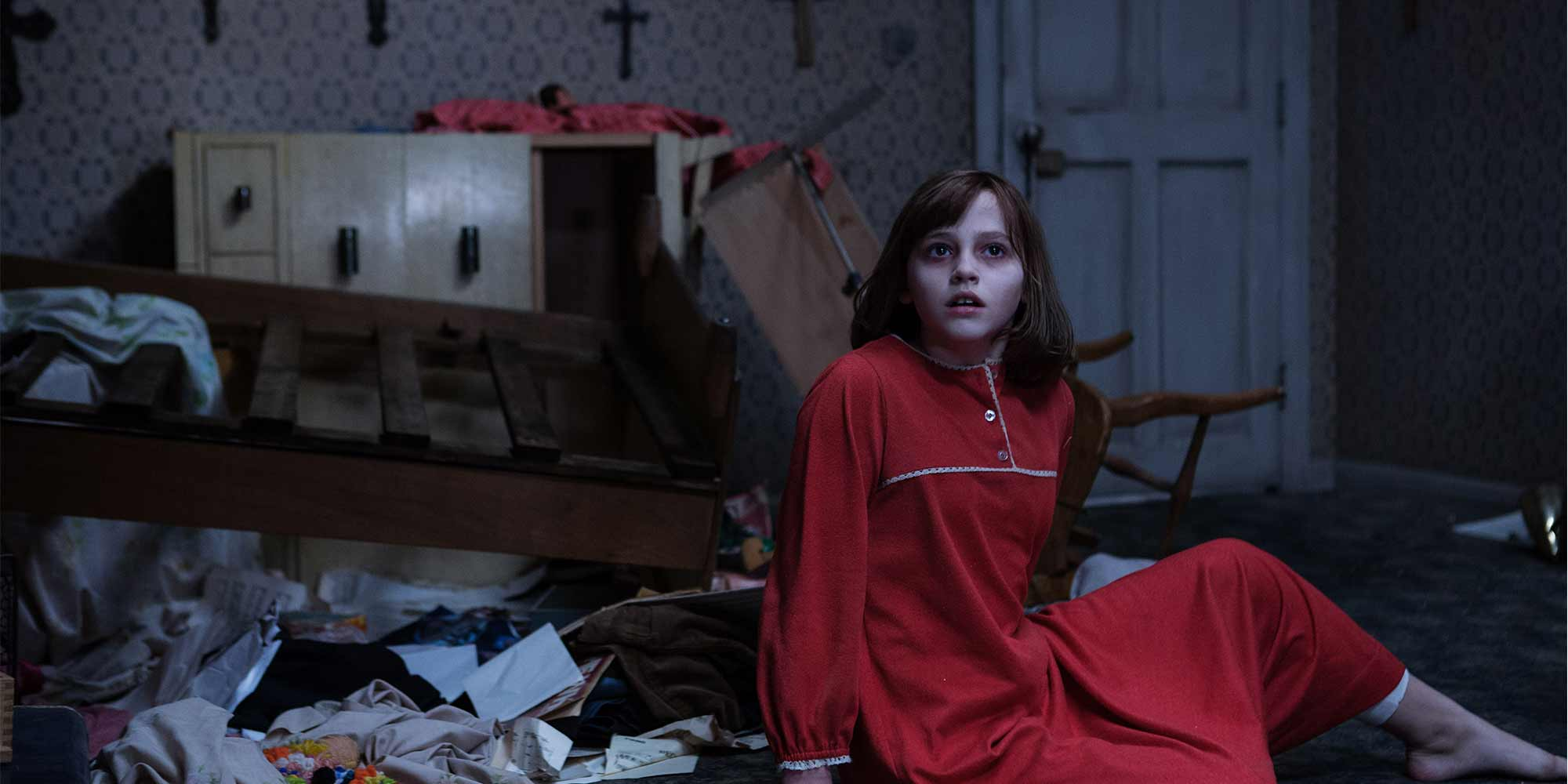 The Conjuring 2 - Header Image