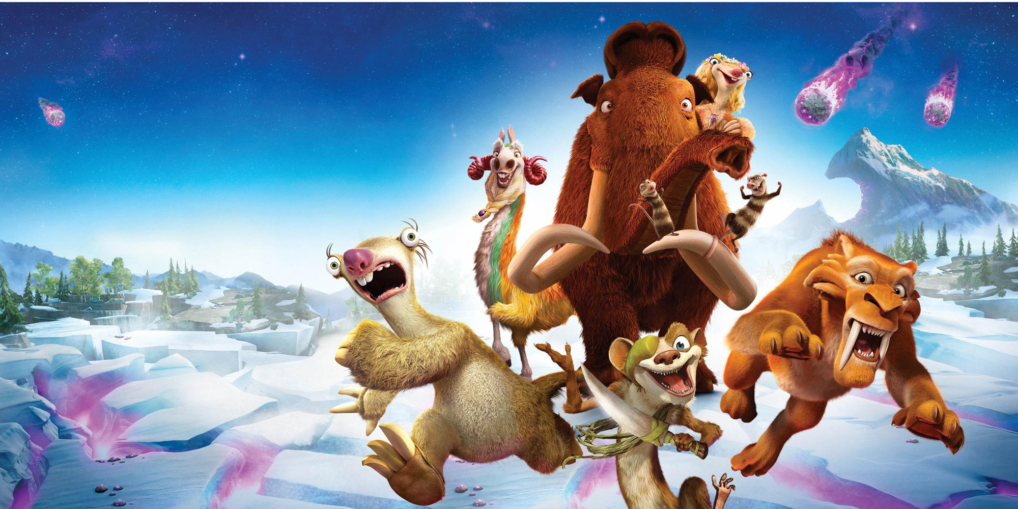 Ice Age: Collision Course - Header Image