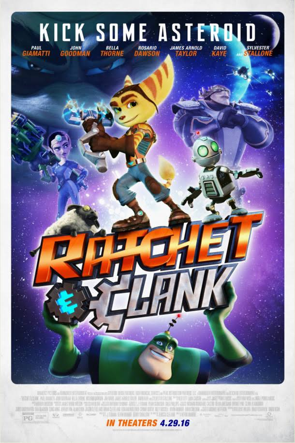 Ratchet & Clank - Poster