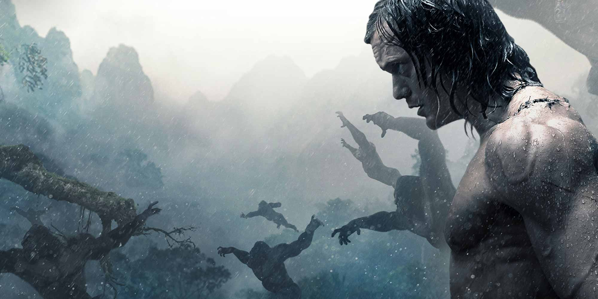 The Legend of Tarzan - Header Image