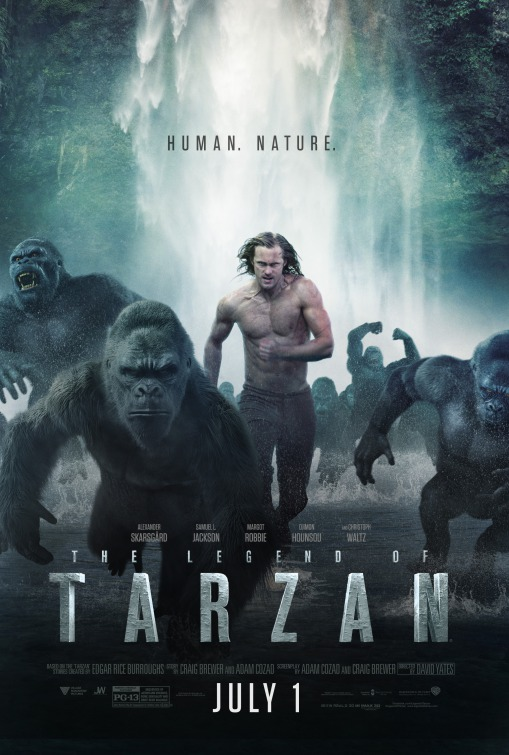 The Legend of Tarzan - Poster