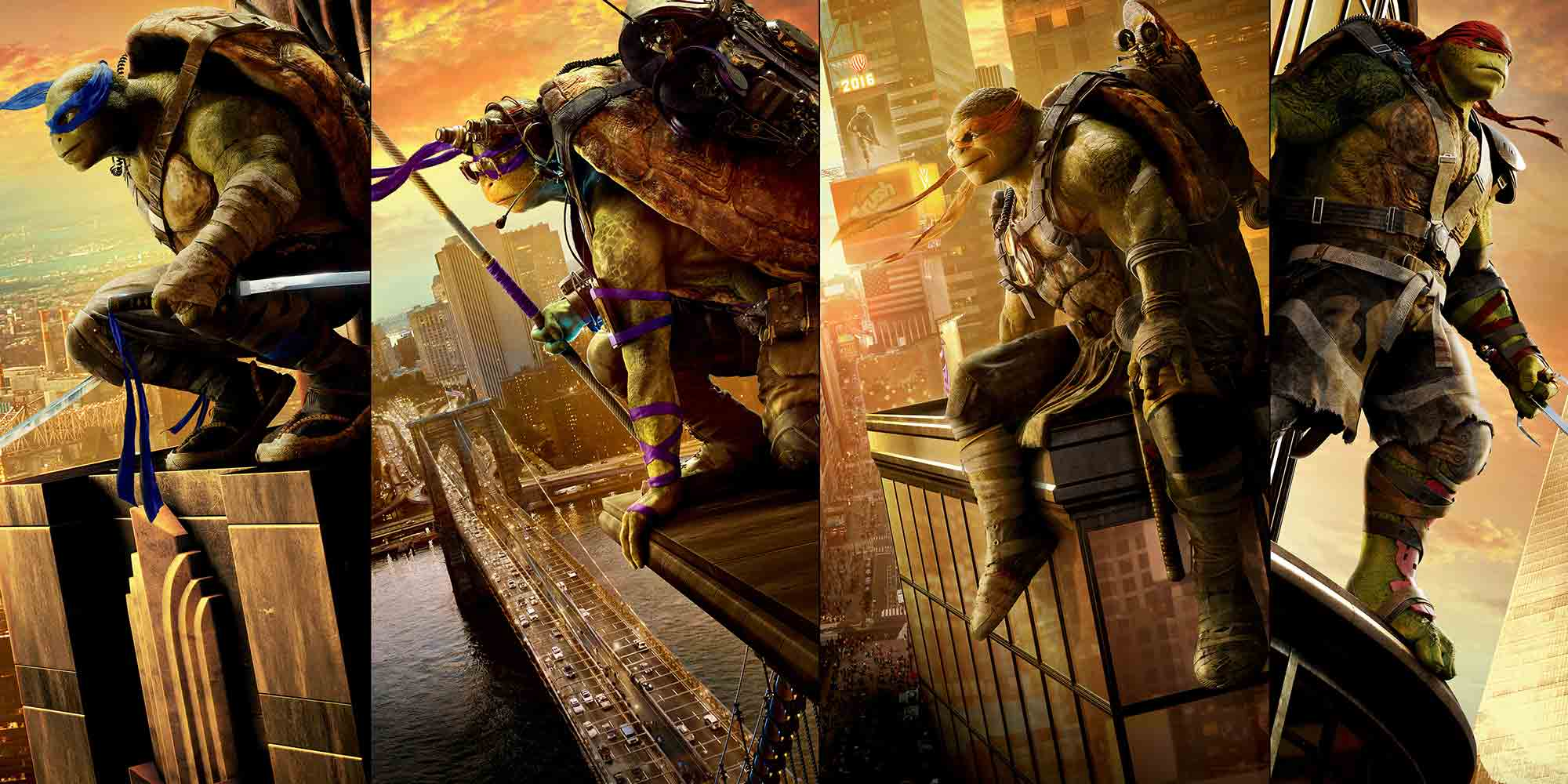 TMNT: Out of the Shadows - Header Image