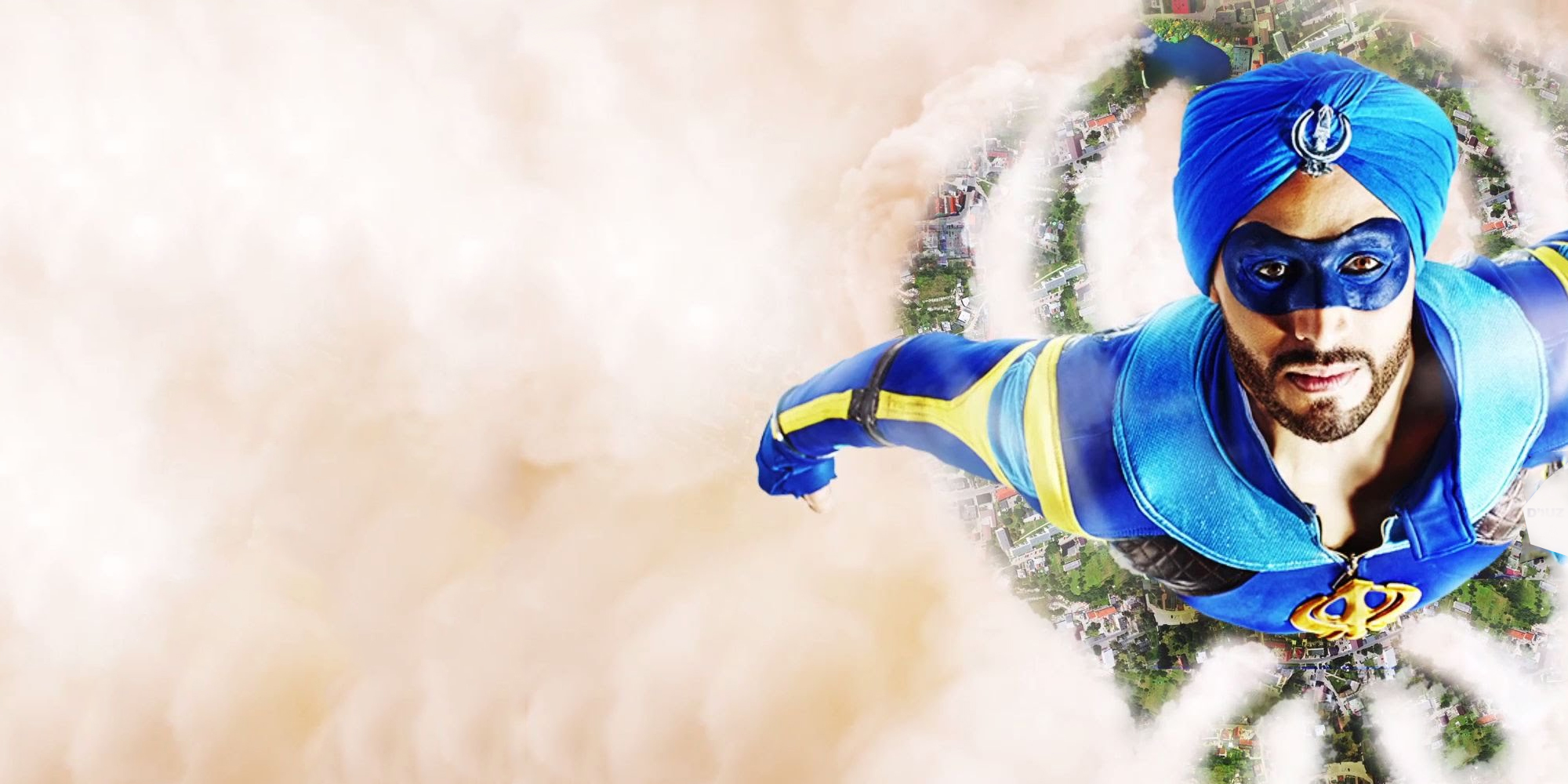 A Flying Jatt - Header Image