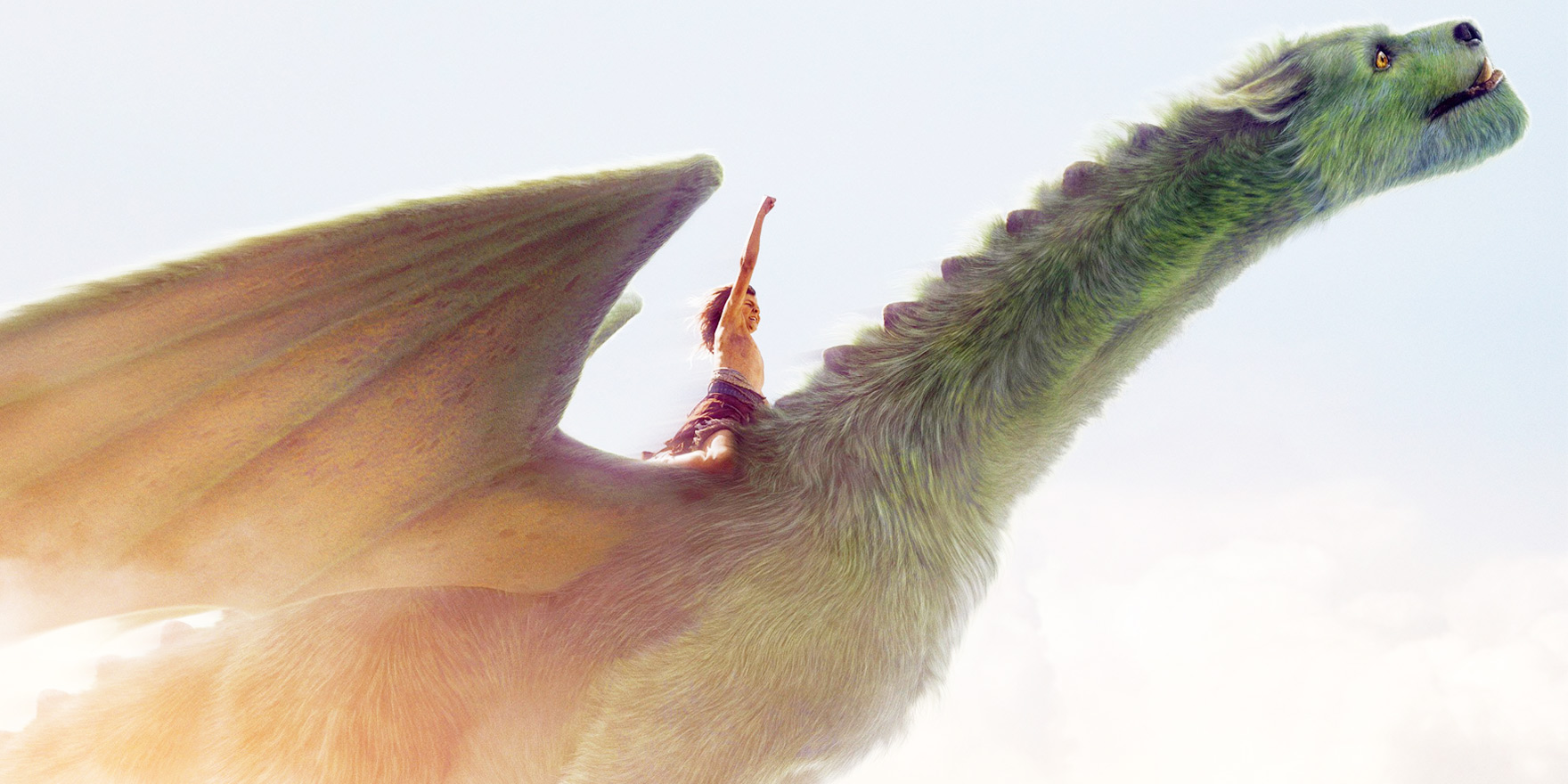 Pete's Dragon - Header Image