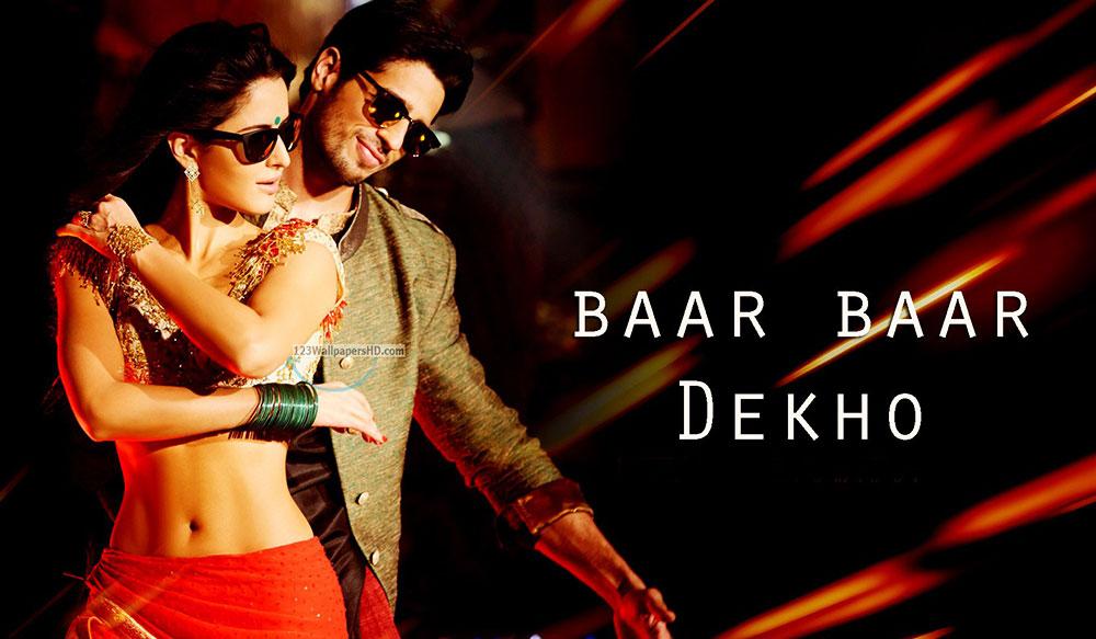 Baar Baar Dekho Movie Review Cinema Mu