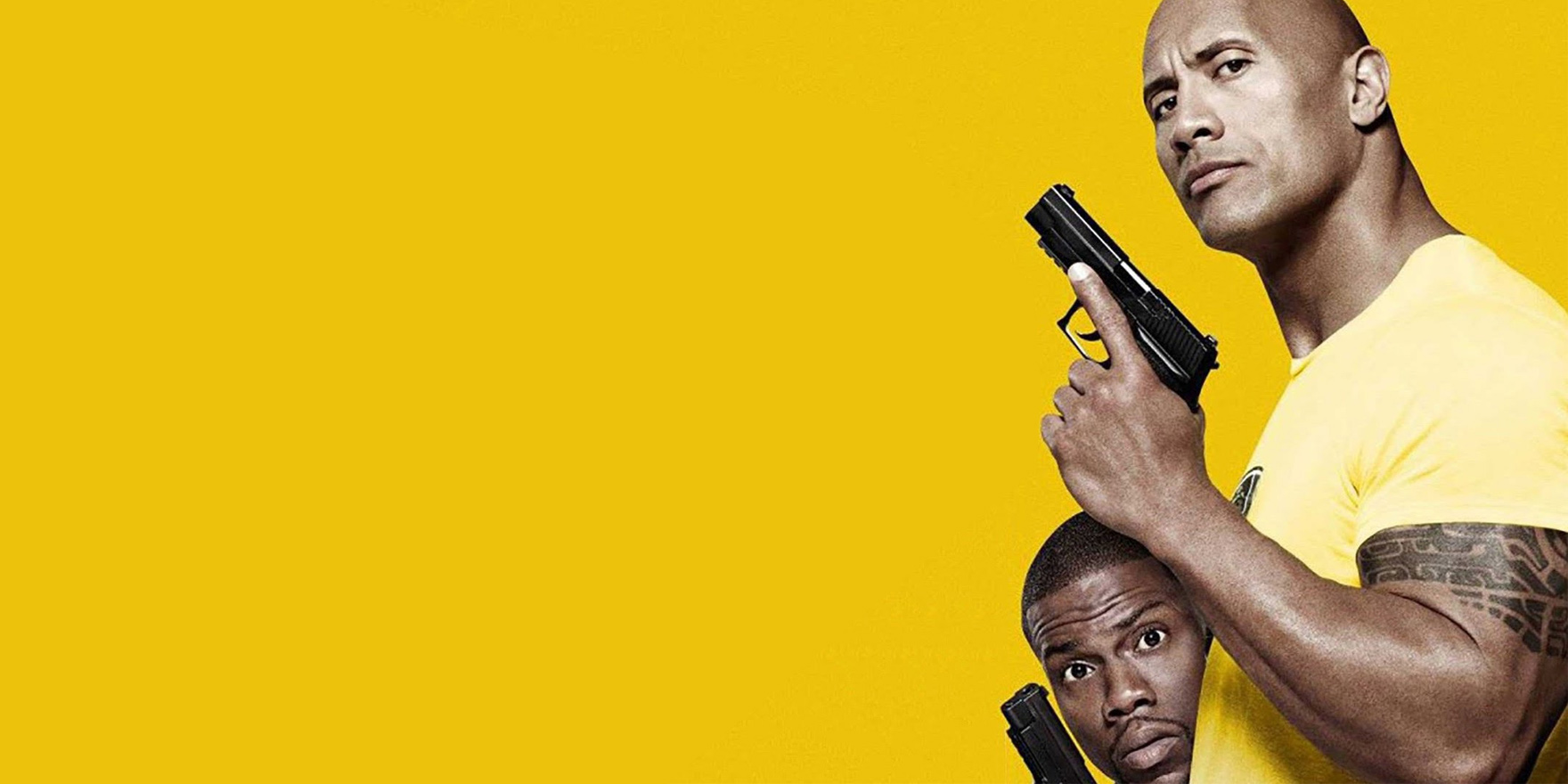 Central Intelligence - Header Image
