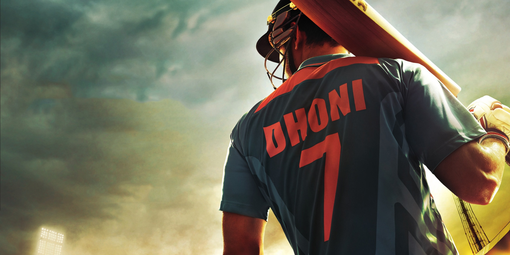 M.S. Dhoni: The Untold Story - Header Image