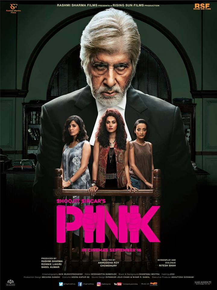 Pink - Poster