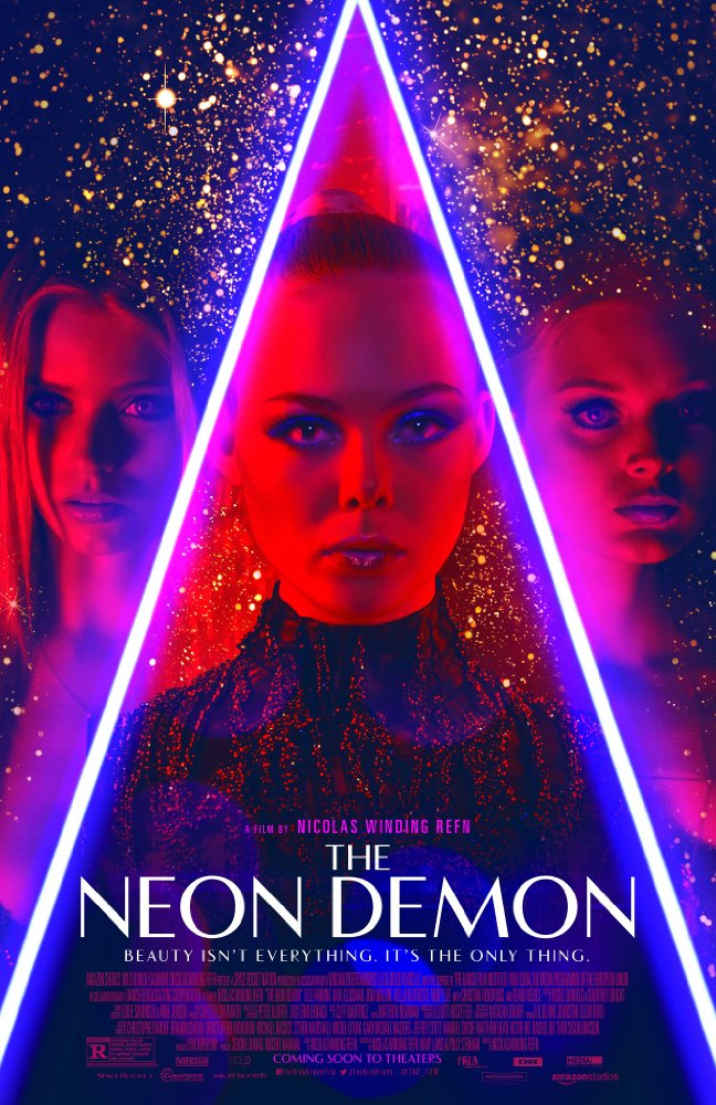 The Neon Demon - Poster