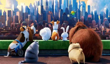 The Secret life of Pets: Movie Review