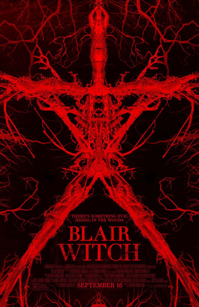 Blair Witch - Poster