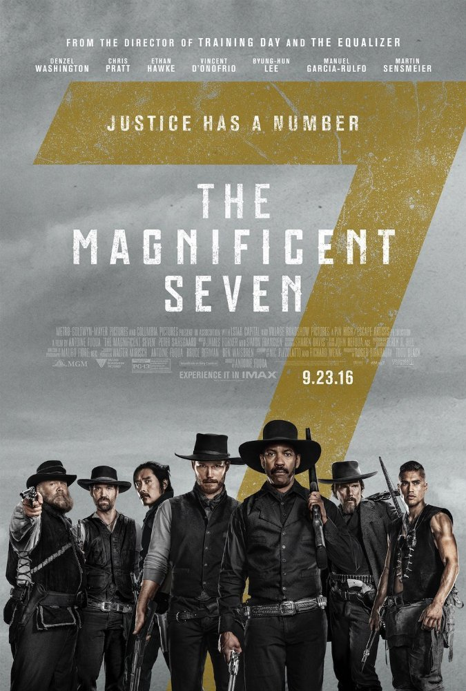 The Magnificent Seven - Poster