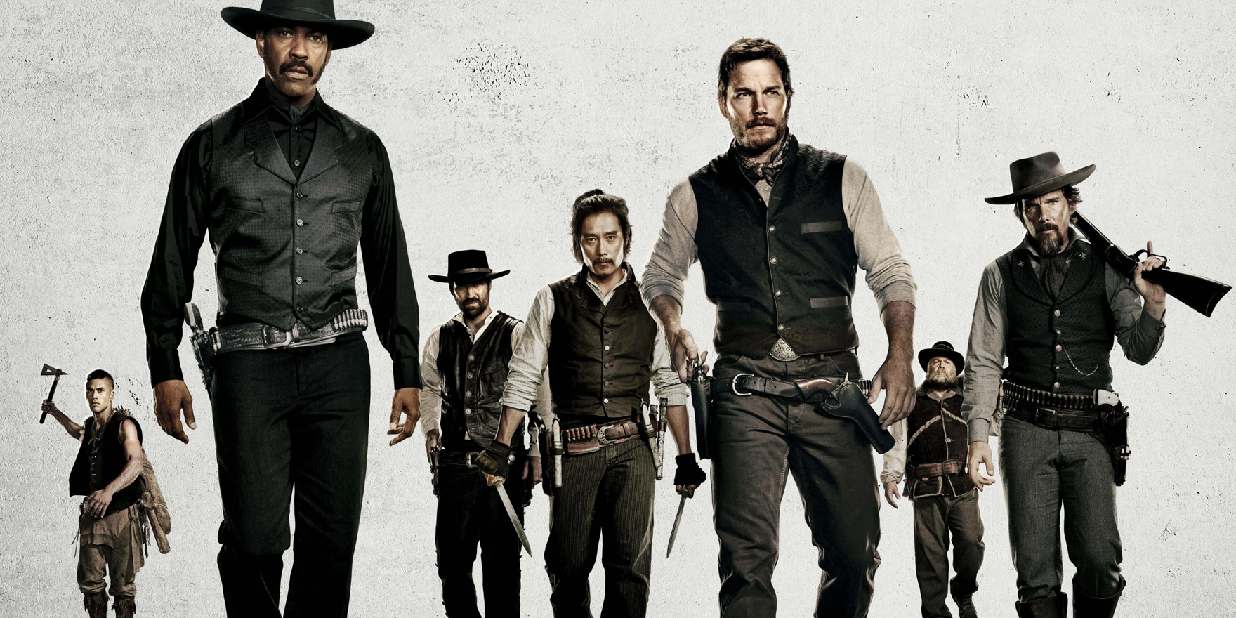 The Magnificent Seven - Header Image