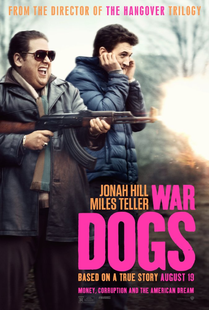 War Dogs - Poster