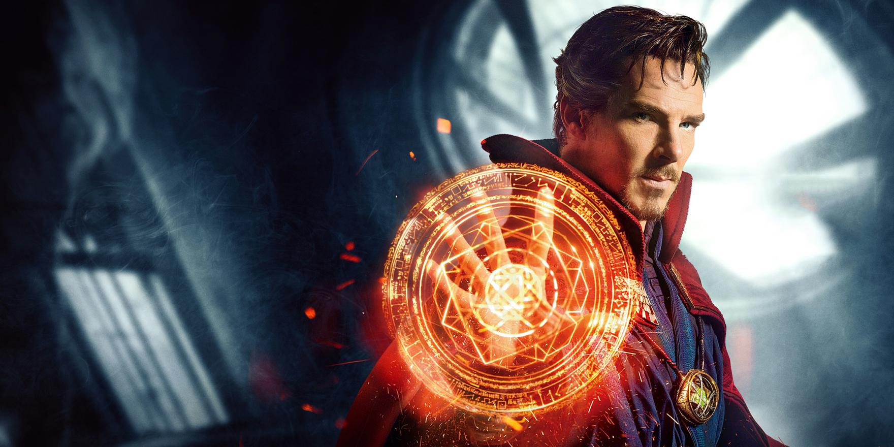 Doctor Strange - Header Image