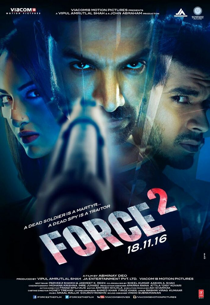 Force 2 - Poster