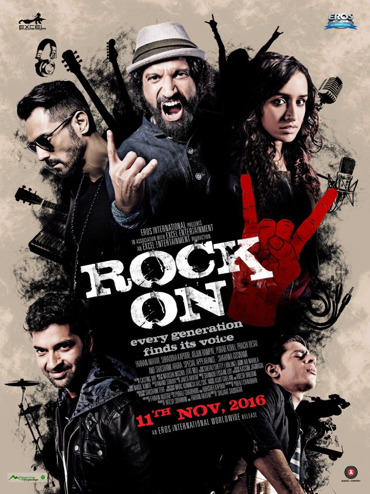 Rock On!! 2 - Poster