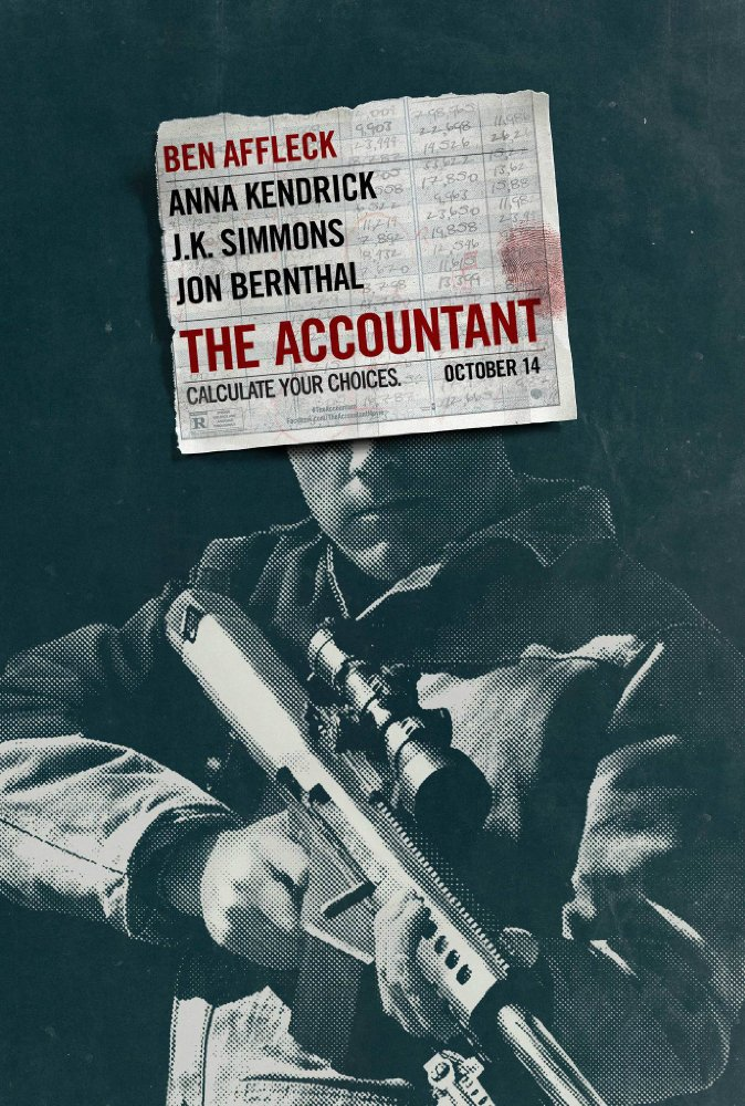 The Accountant - Poster