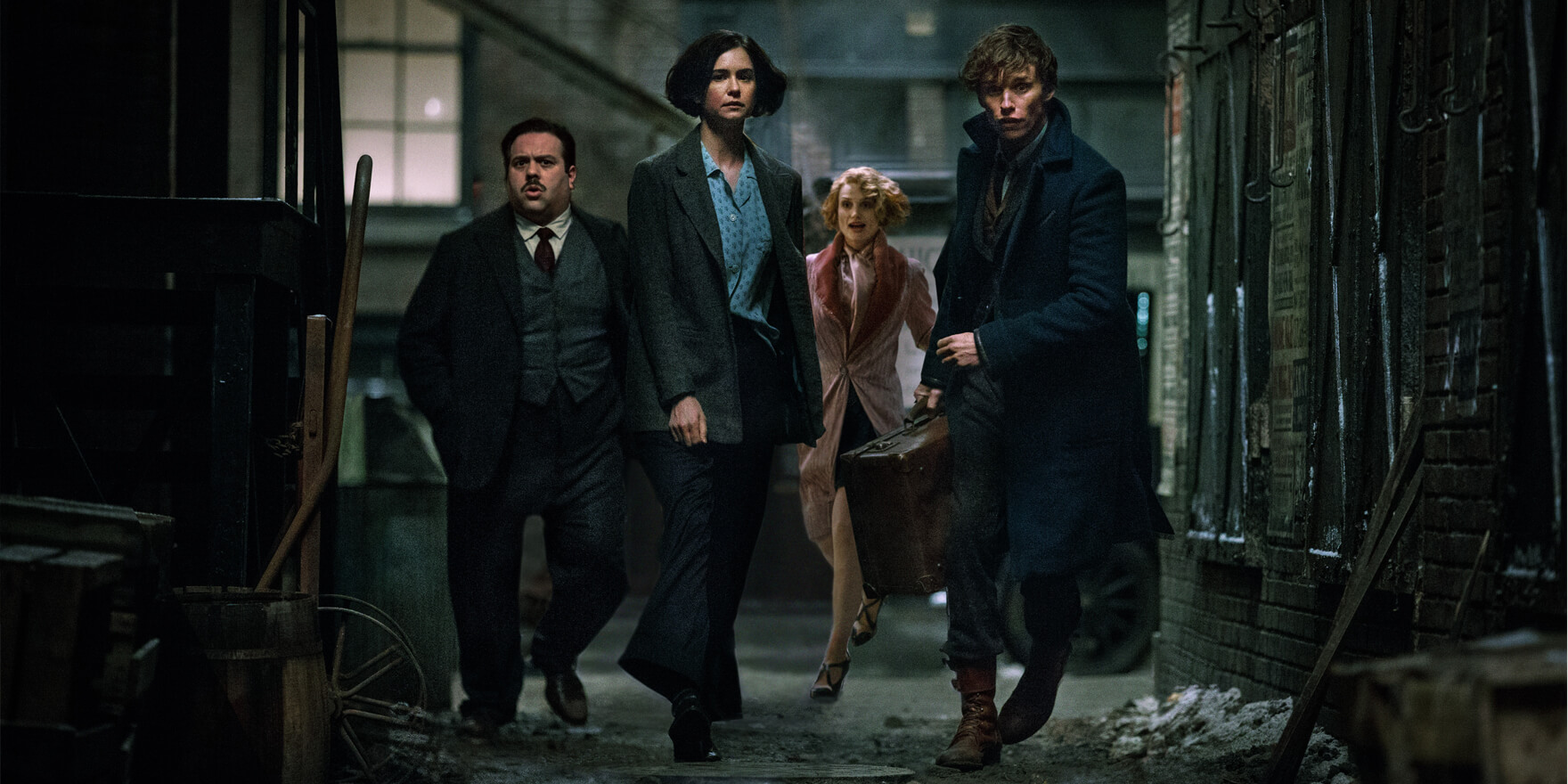 Fantastic Beasts and Where to Find Them - Header Image