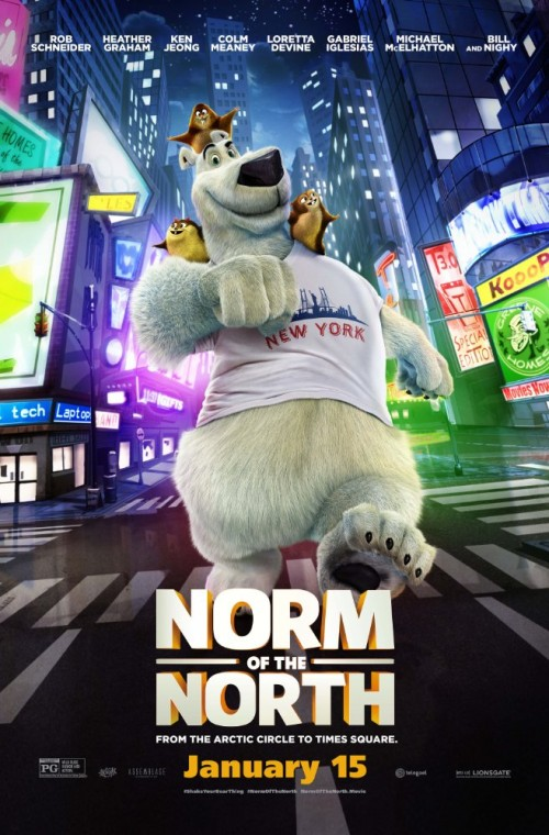 Norm of the North - Poster