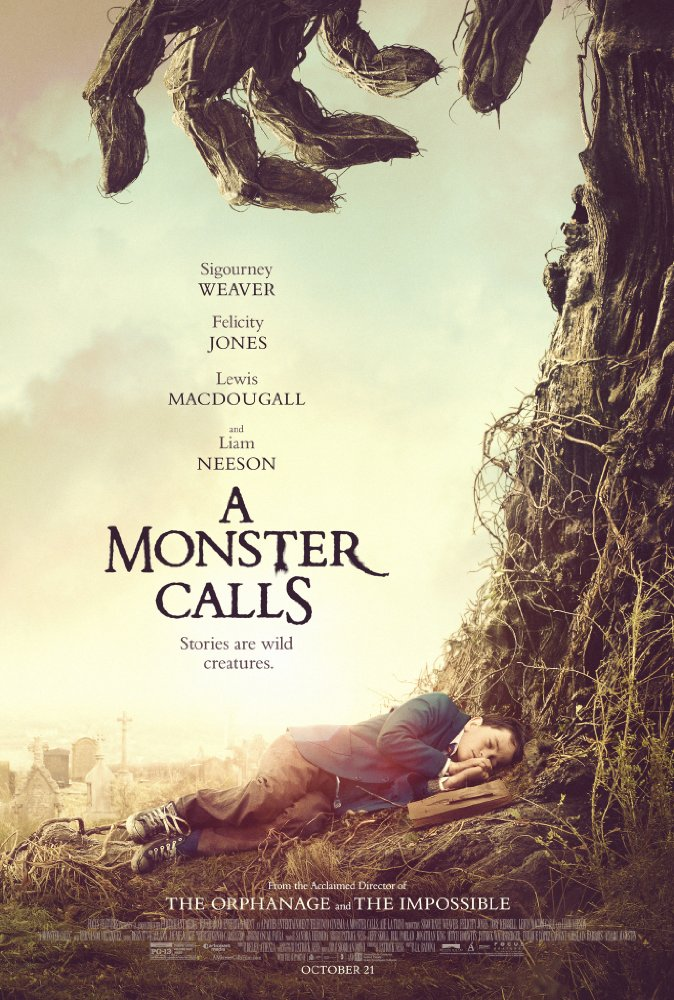 A Monster Calls - Poster