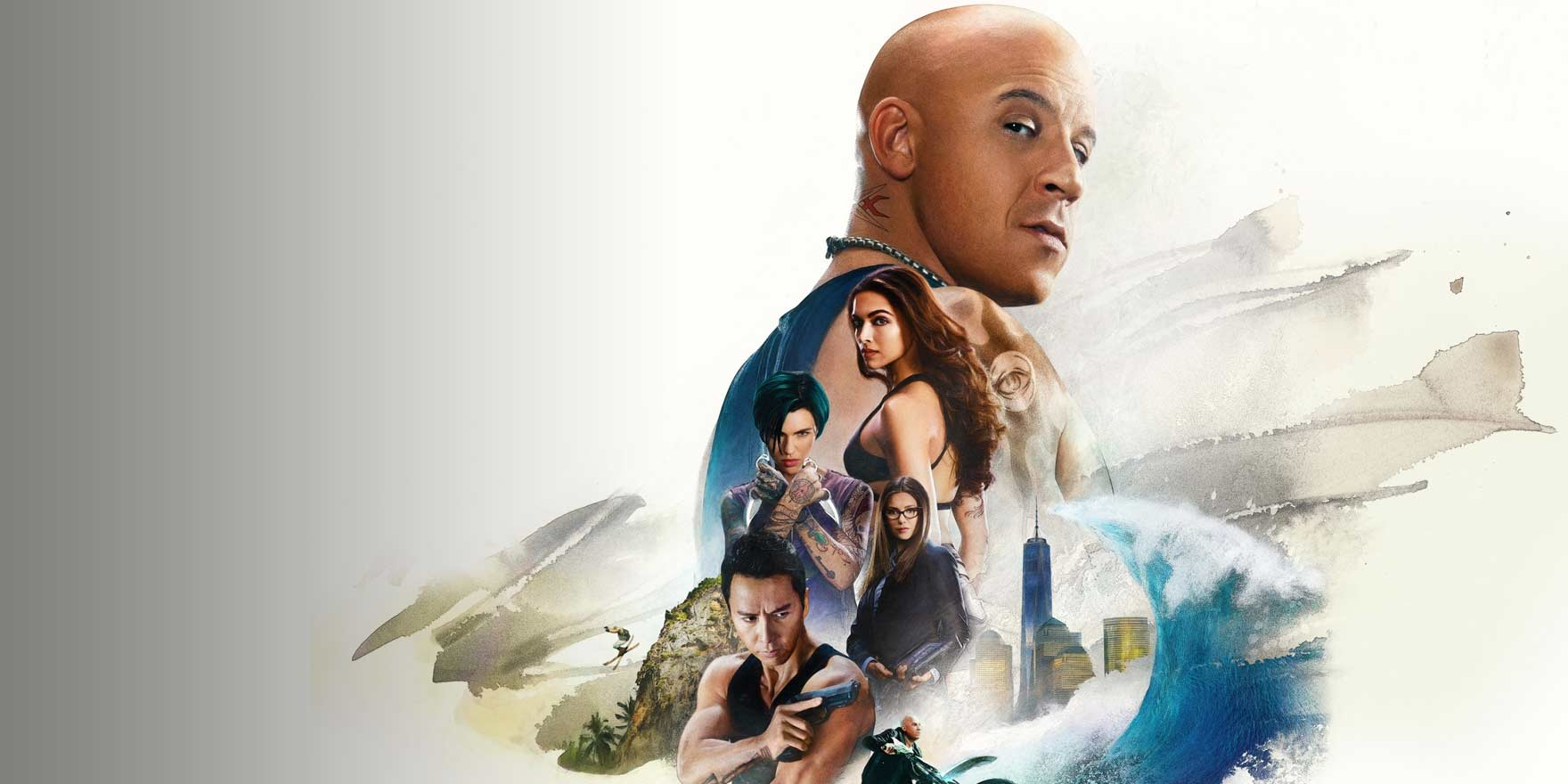 xXx: Return of Xander Cage - Header Image