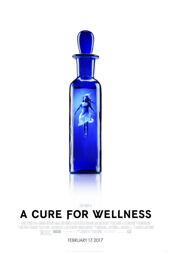 A Cure for Wellness - Poster
