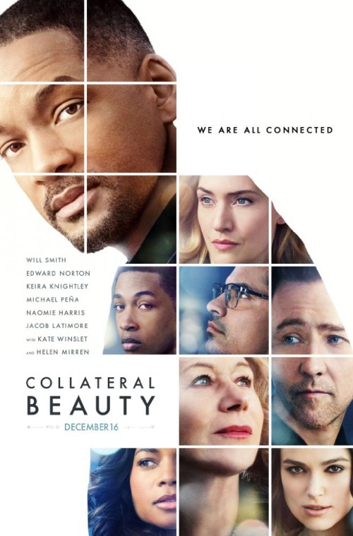 Collateral Beauty - Poster