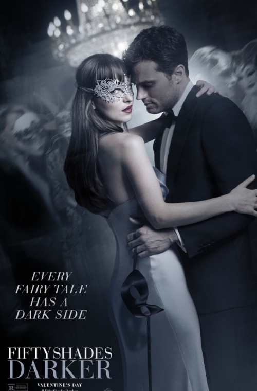 Fifty Shades Darker - Poster