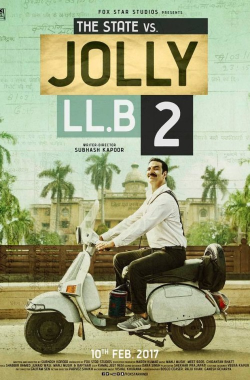 Jolly LLB 2 - Poster