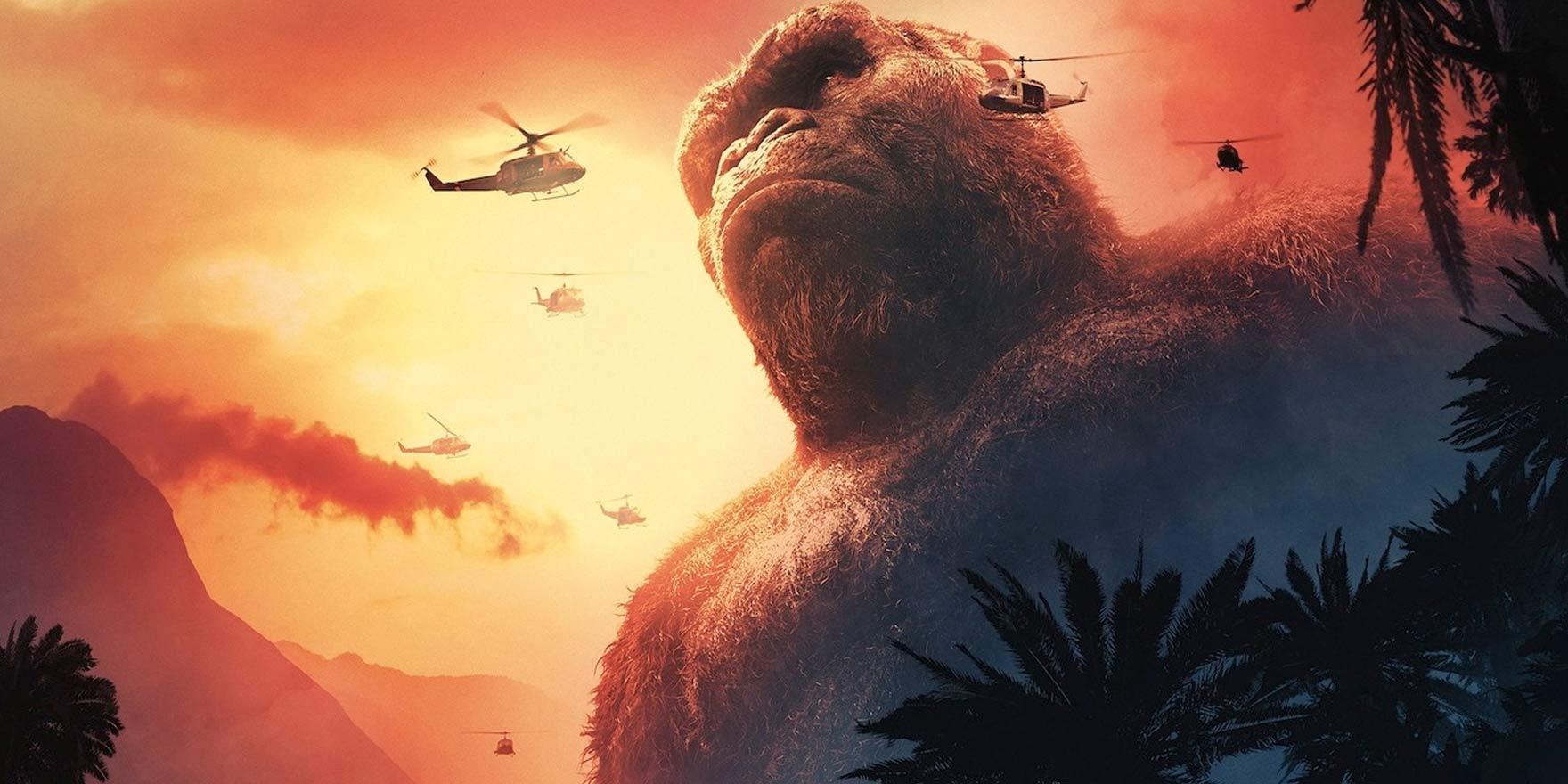 Kong: Skull Island (3D) - Header Image