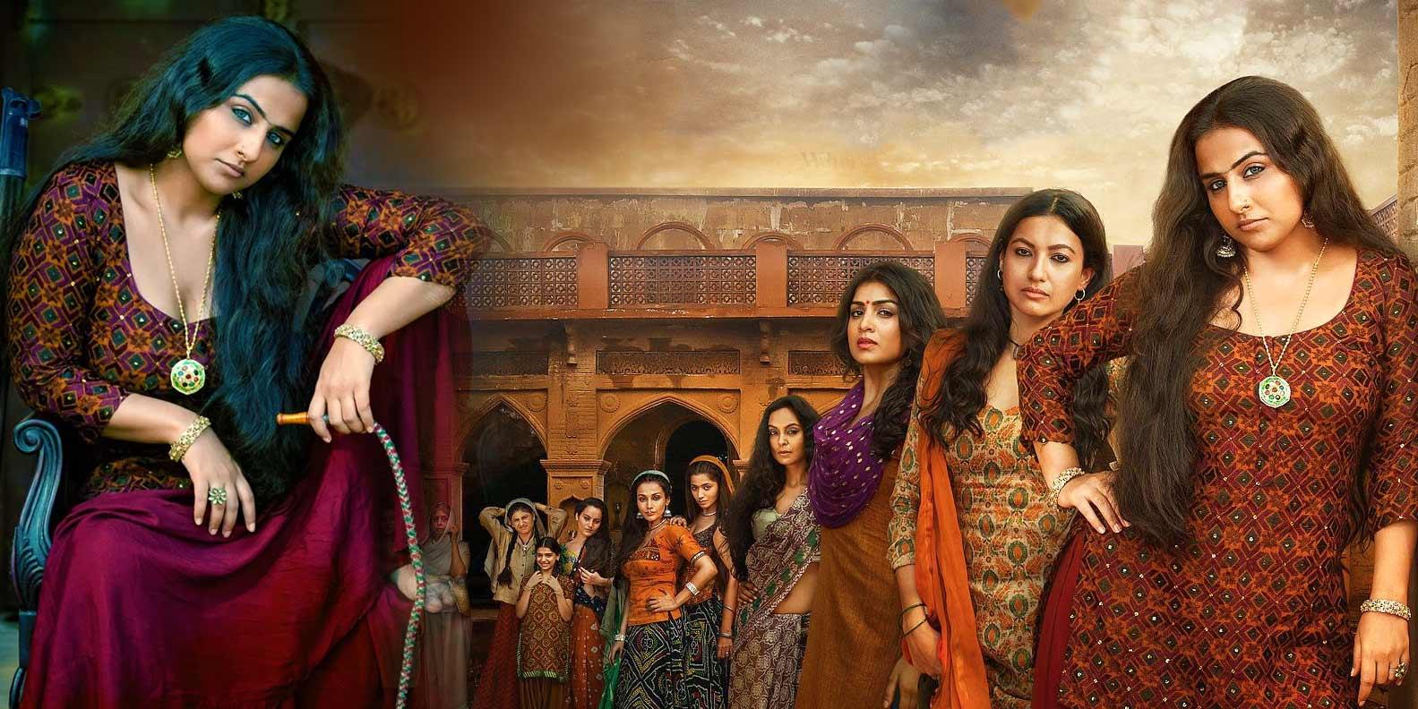 Begum Jaan - Header Image