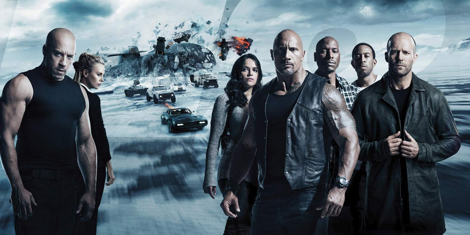 The Fate of the Furious - Header Image