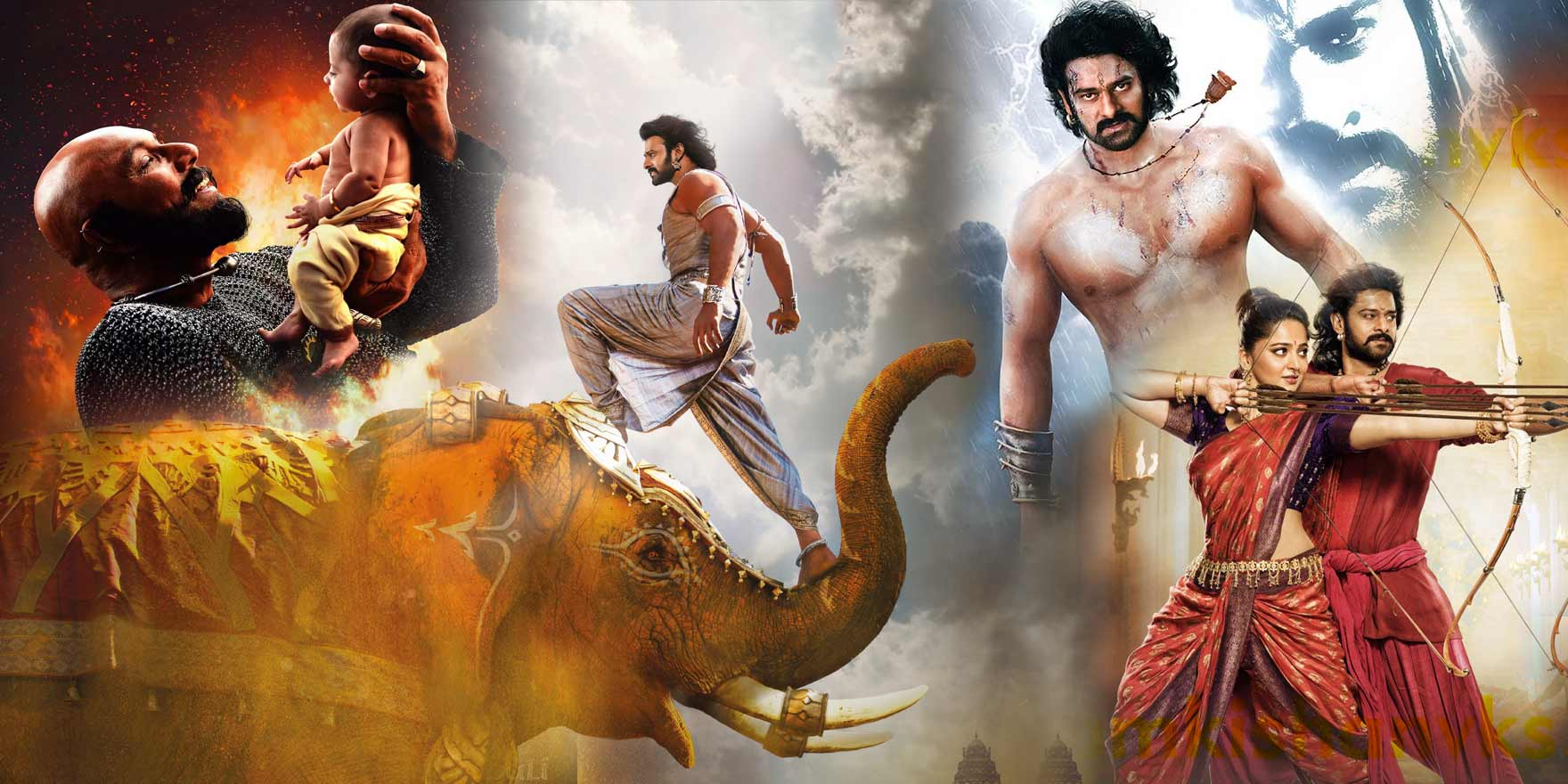 Baahubali 2: The Conclusion - Header Image