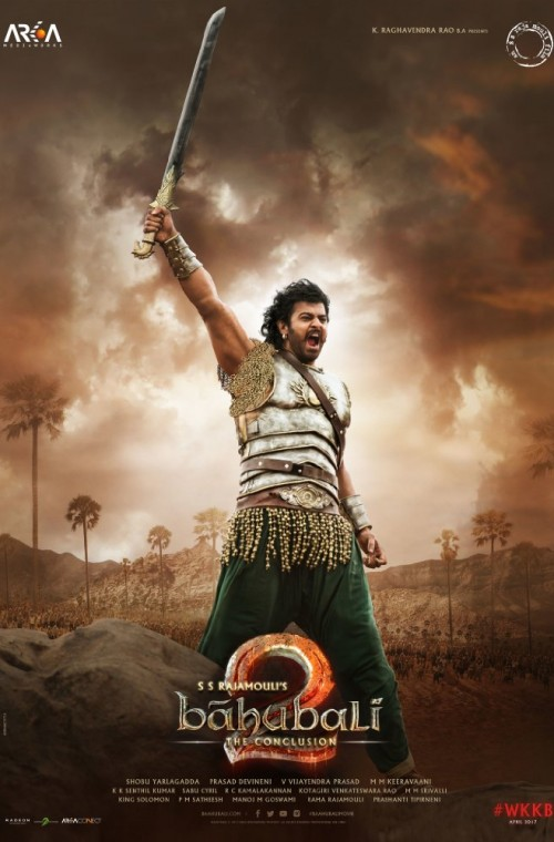 Baahubali 2: The Conclusion - Poster