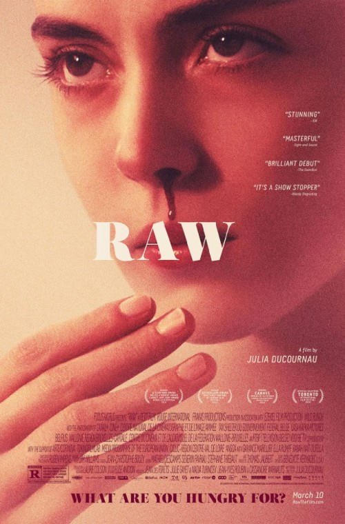 Raw - Poster